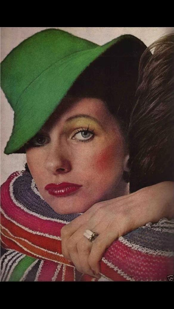 Vintage make up looks