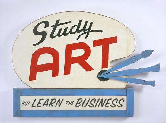 studyartJOHNWATERSbut