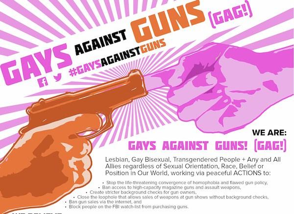 GAGgaysagainstguns